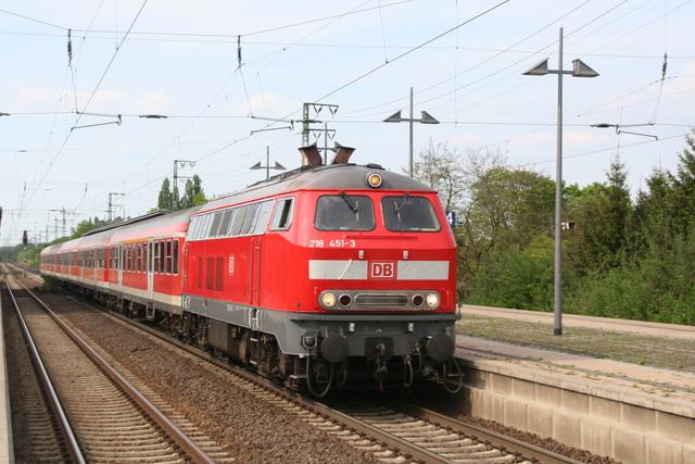 218 451-3 Hannover-Bismarckstraße