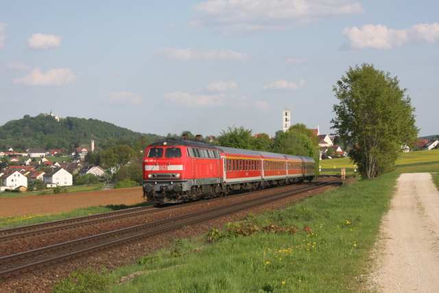 218 461-2 bei Sulzbach-Rosenberg