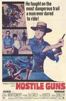 Düşman Silahları – Hostile Guns Türkçe Dublaj indir | 1967