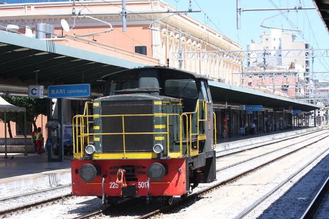 225 5017 Bari Centrale