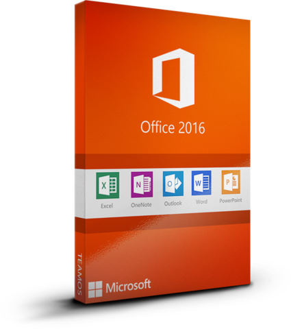Microsoft Office 2016 Professional Plus Volume License - November 2018 - x64