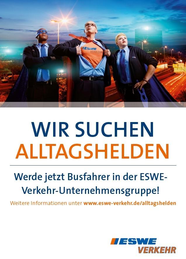 Kampagne Alltags-Helden ESWE