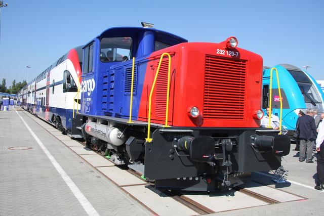 232 129-7 Innotrans Berlin