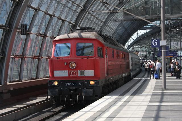 232 583-5 Berlin Hbf