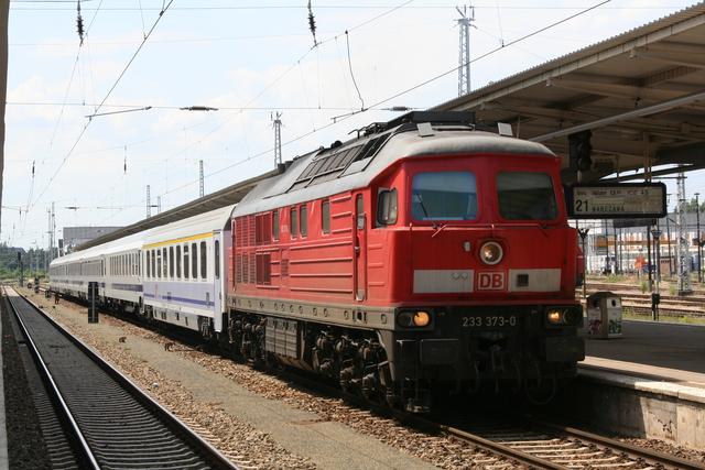 233 373-0 Berlin-Lichtenberg