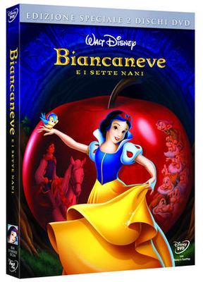 Biancaneve E I Sette Nani [remaster] (2009).Dvd5 Custom - ITA
