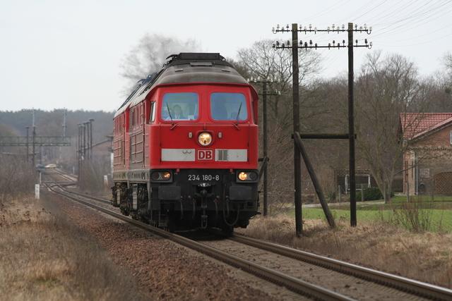 234 180-8 + 233 698-0 Müncheberg(Mark)