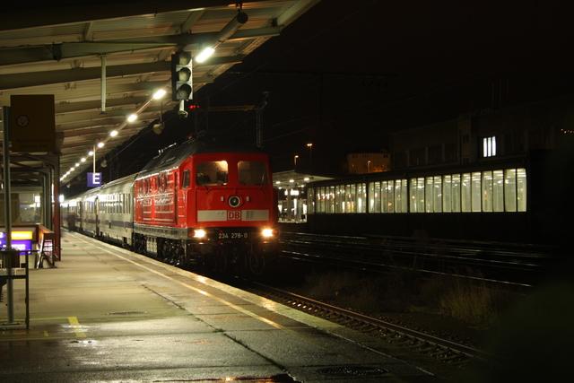 234 278-0 Berlin-Lichtenberg
