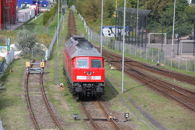 234 278-0 Berlin Warschauer Straße