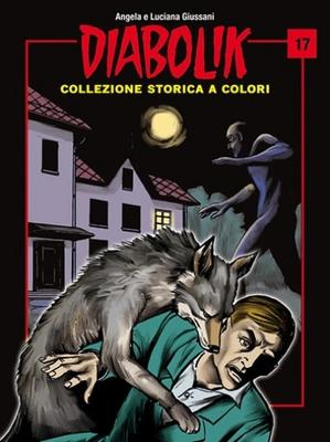 Diabolik - Collezione Storica a Colori 17 (10/2017)