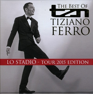 Tiziano Ferro - TZN the best of Tiziano Ferro  Lo stadio tour 2015 [4CD] (2015).Mp3 - 320Kbps