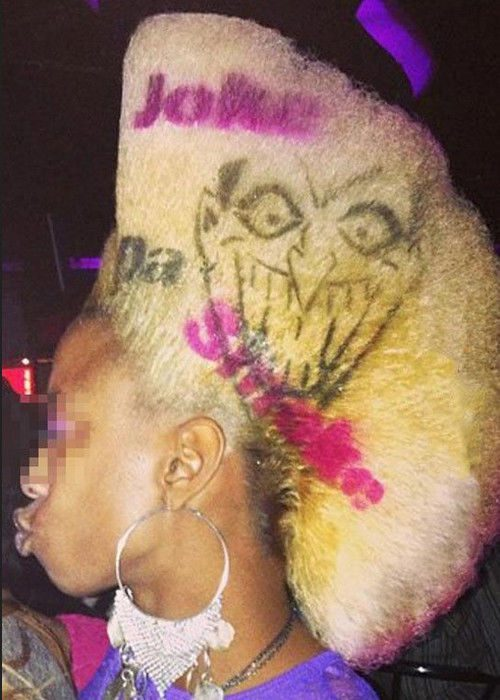 Najdziwniejsze fryzury #3 25