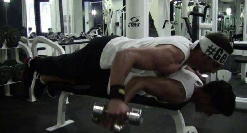 Na siłowni #2 19