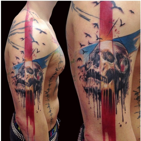 pin pictures of violaine valeksandrov tatouages on pinterest