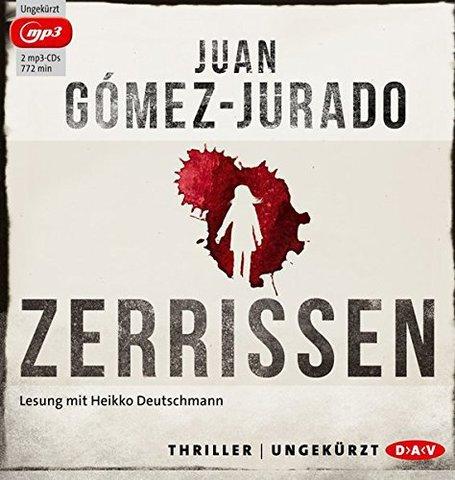 Juan Gomez-Jurado - Zerrissen