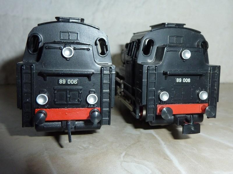Märklin CM800/3000 Br89 27tbkh