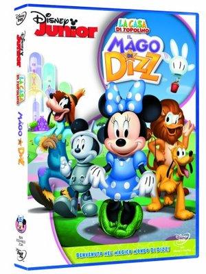 La Casa Di Topolino - Il Mago Di Dizz (2013).DVD9 Copia 1:1 - ITA Multi