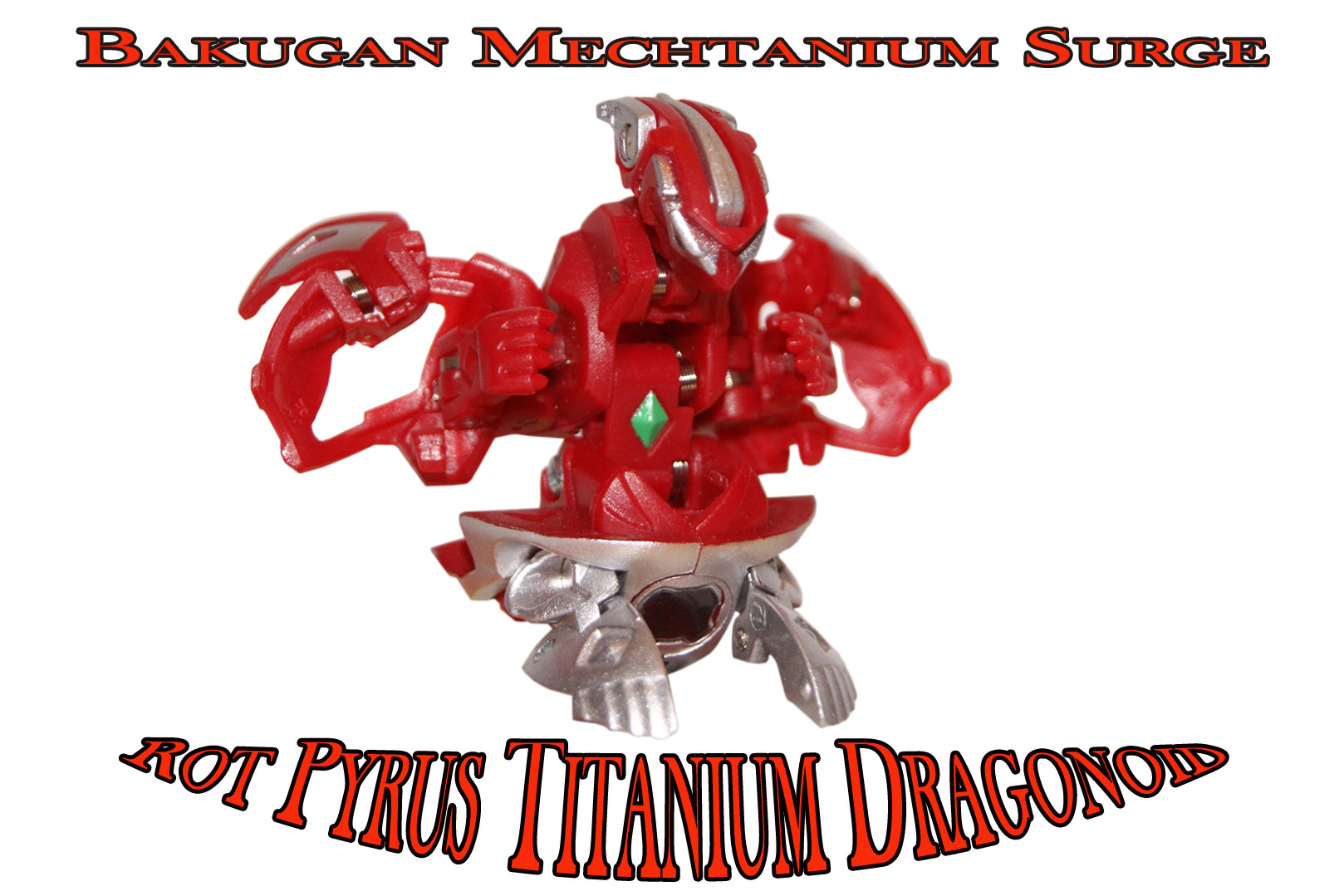 Bakugan mechtanium surge rojo pyrus titanio dragonoid bakugan set bala ebay - Bakugan saison 4 ...