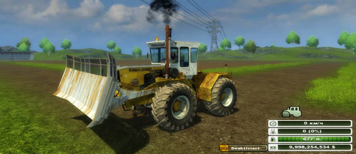 Raba steiger 250 silos with child v 1.0