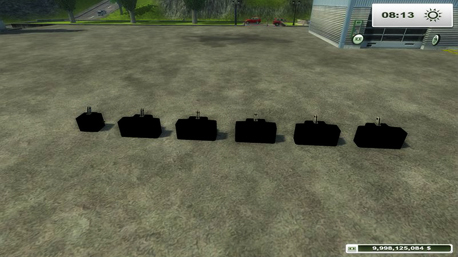 Pack weights DIY v 1.0
