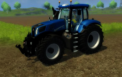 New Holland T8390 v 0.9 Beta
