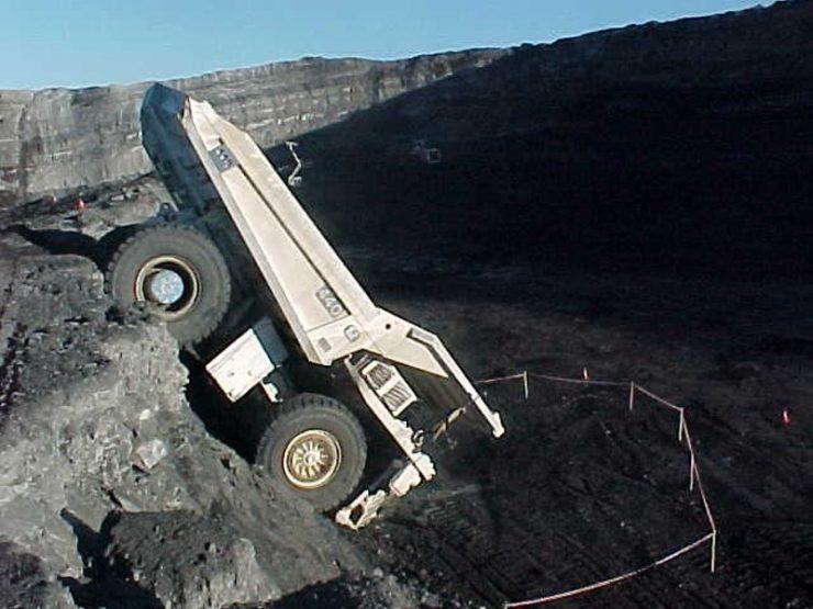 Wypadki w kopalniach odkrywkowych 15