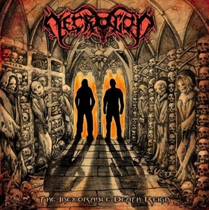 Necrogod – The Inexorable Death Reign (EP) (2015)