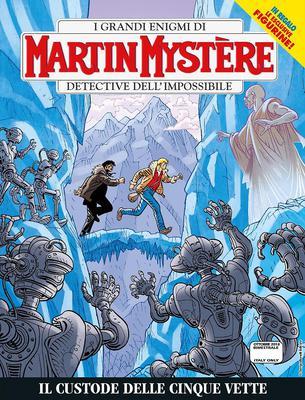 Martin Mystère 359 - Il custode delle cinque vette (10/2018)