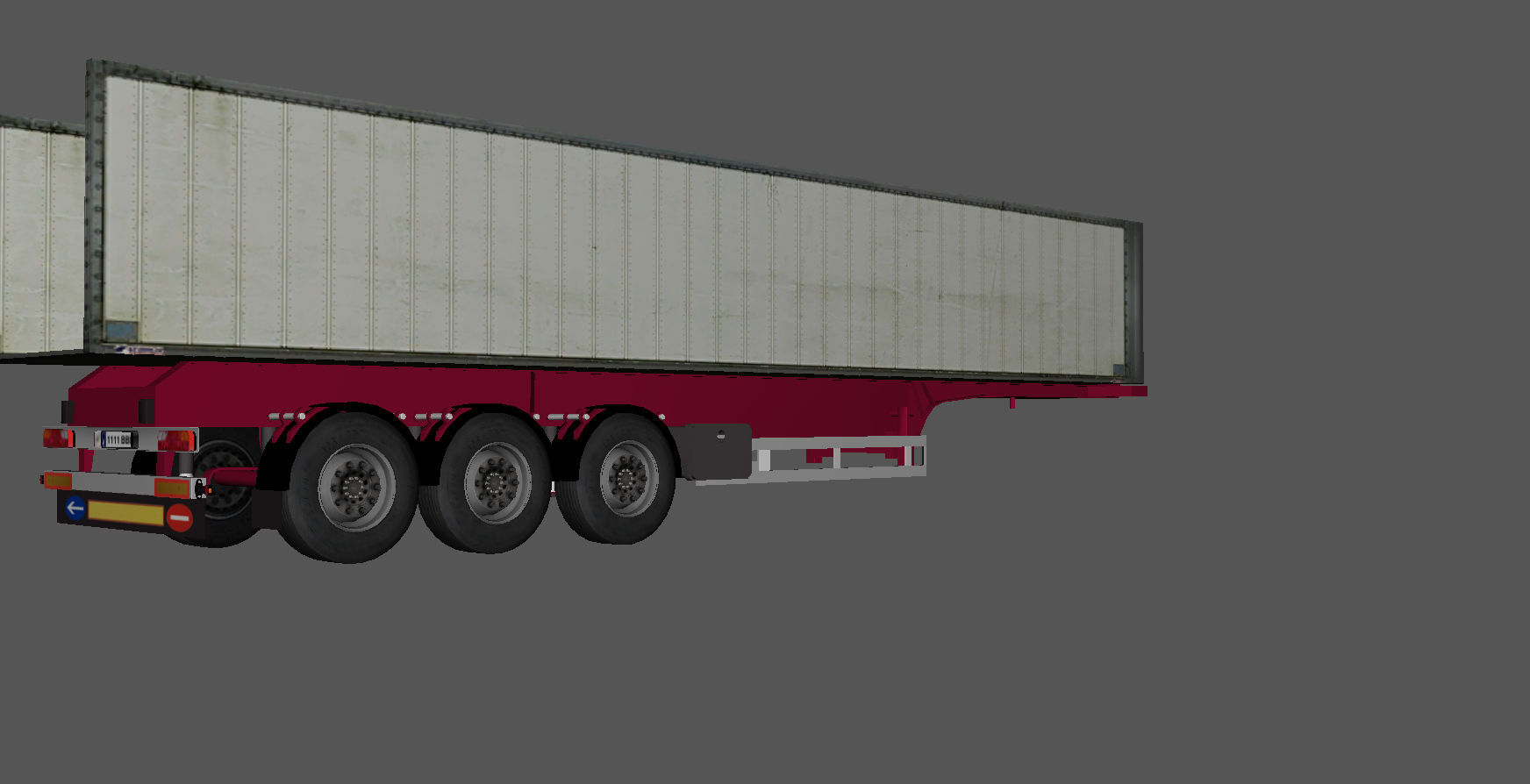[T.E.P.] Semitrailer  2byu6s