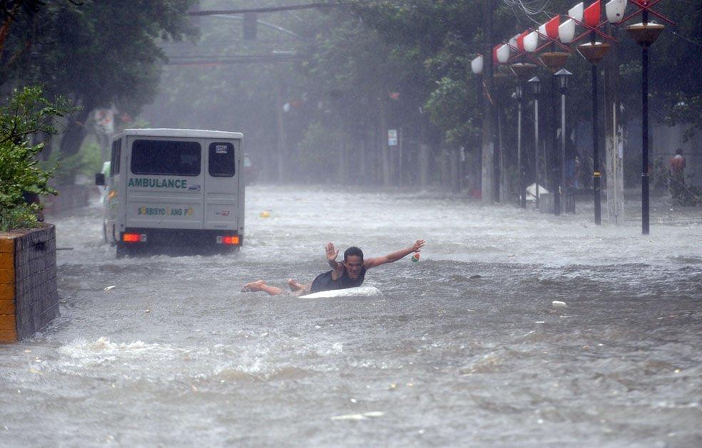 Powódź z dystansem 33