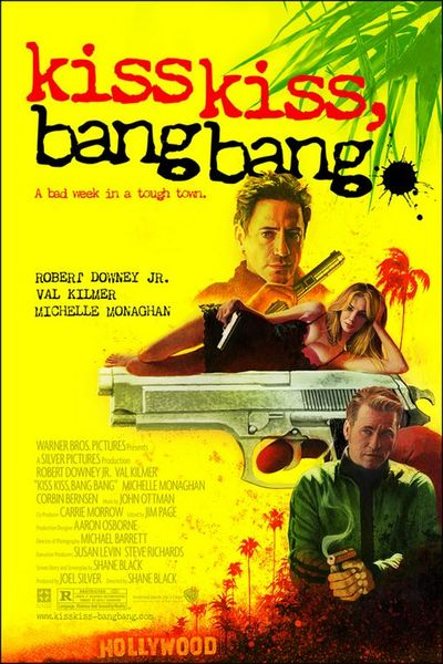 Kiss Kiss Bang Bang film indir