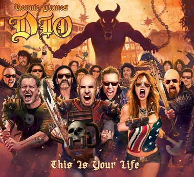 VA - Ronnie James Dio - This Is Your Life (2014) .mp3 - 320kbps