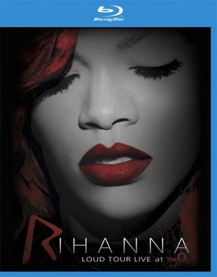 Rihanna - Loud Tour Live At The O2 (2012) Blu ray Full AVC DD Eng
