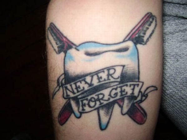 Dziwne i śmieszne tatuaże 24