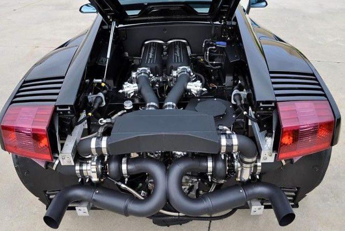 Twin turbo 2