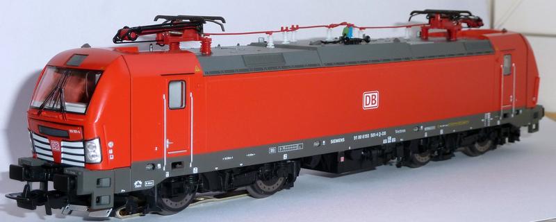 Piko 59872: 193 501-4 DB AG 2i6prf