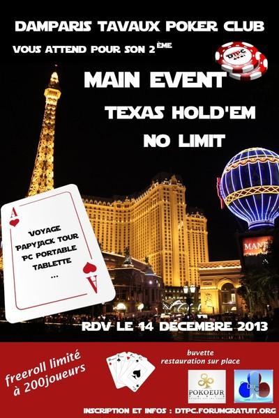 DTPC - MAIN EVENT 2 - 14/12/2013 2iamem10ywj32
