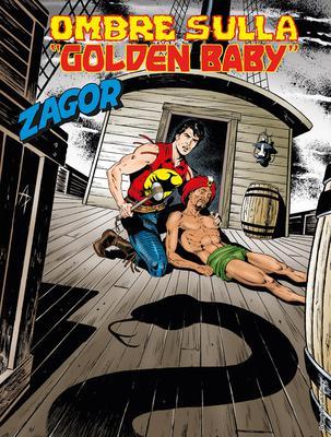 Zagor N.638 - Ombre sulla Golden Baby (09-2018)