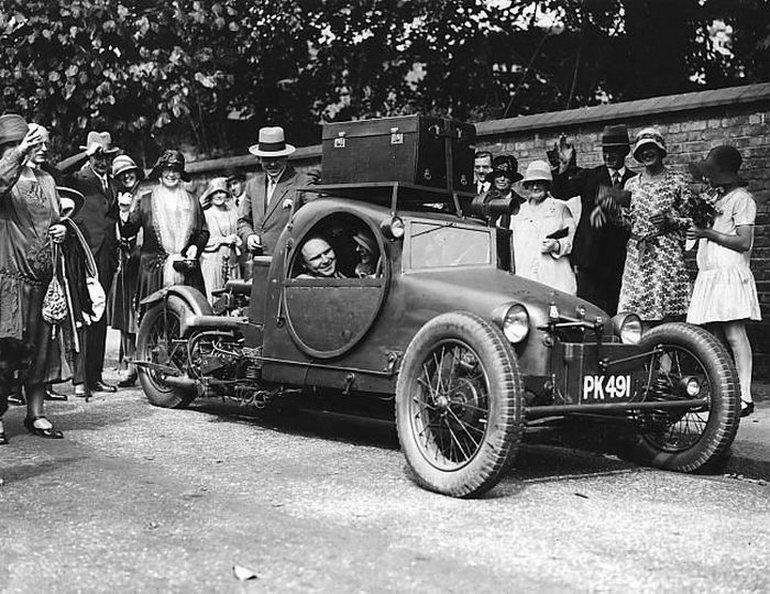 Motoryzacyjne prototypy z przeszłości 21