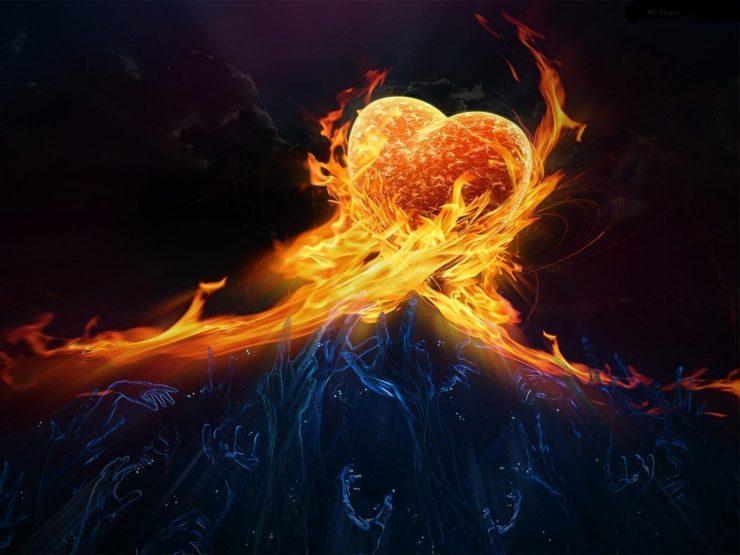 Woda i ogień 1