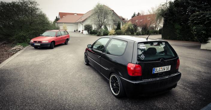 Felgenfarbe welche schwarzes auto Felgen mit