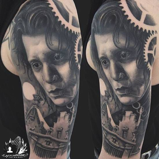 Odważne tatuaże #4 3
