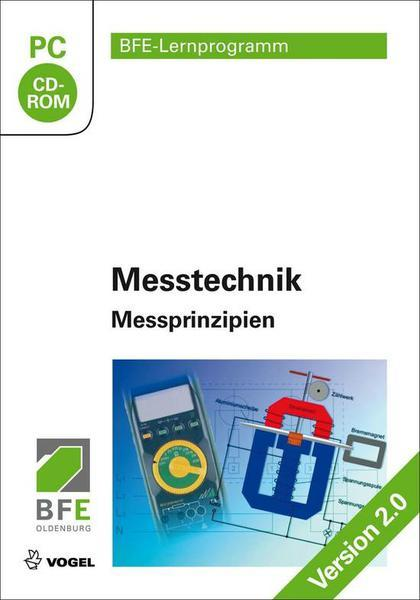 download Vogel bfe Lernprogramm - Messtechnik Messprinzipien v2.0
