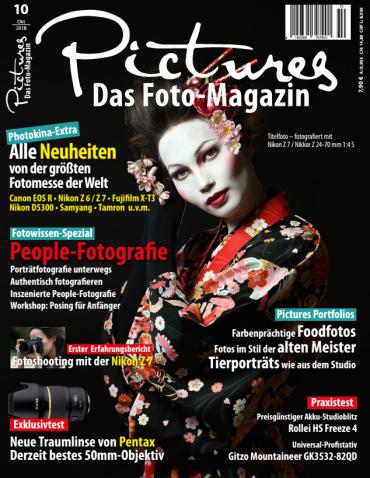 Pictures Das Foto-Magazin Oktober No 10 2018