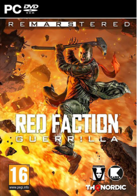 [PC] Red Faction Guerrilla Re-Mars-tered (2018) Multi - FULL ITA
