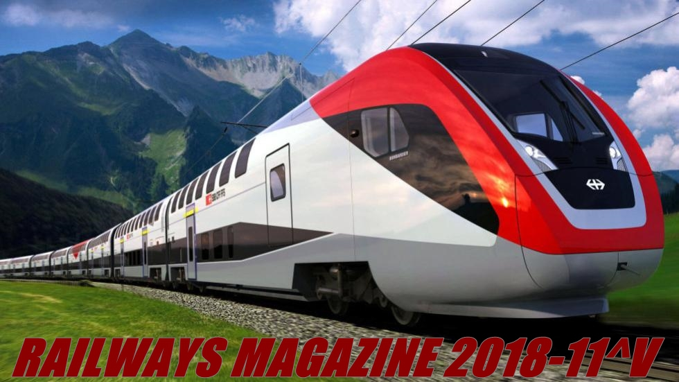 Railways Magazine 2018-11