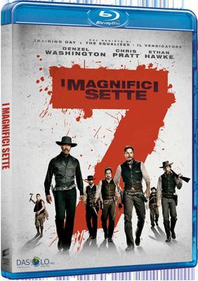 I Magnifici 7 (2016) Bluray 1080p AVC Ita Multi DTS-HD 7.1 MA TRL