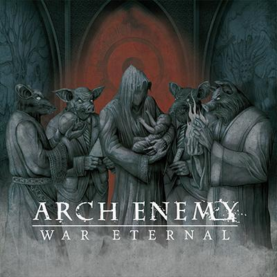 Arch Enemy - War Eternal [Limited Edition] [3CD] (2014) .mp3 - V0