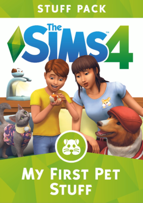 [PC] The Sims 4: My First Pet Stuff (2018)