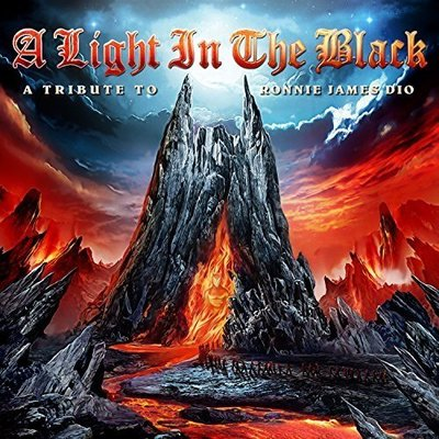 VA - A Light in the Black - A Tribute to Ronnie James Dio (2015) .mp3 - 320kbps